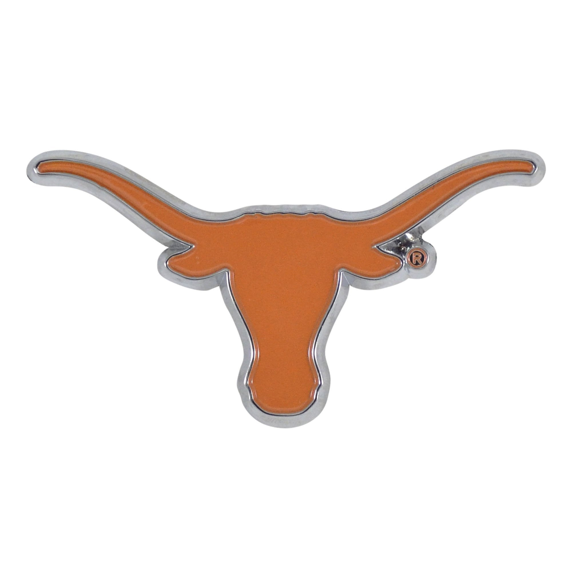 Texas Longhorns 3D Color Emblem