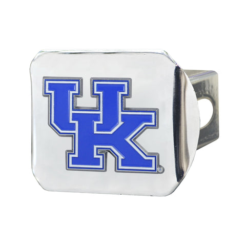 Kentucky Wildcats Color Hitch Cover 3.4