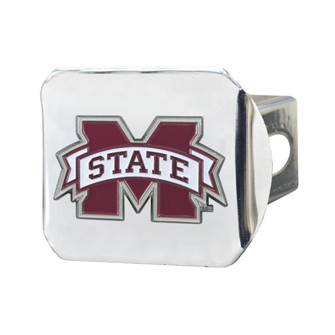 Mississippi State Bulldogs Color Hitch Cover 3.4