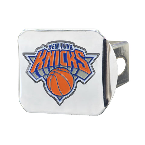 New York Knicks Color Hitch Cover 3.4