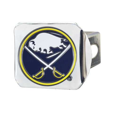 Buffalo Sabres Color Hitch Cover 3.4