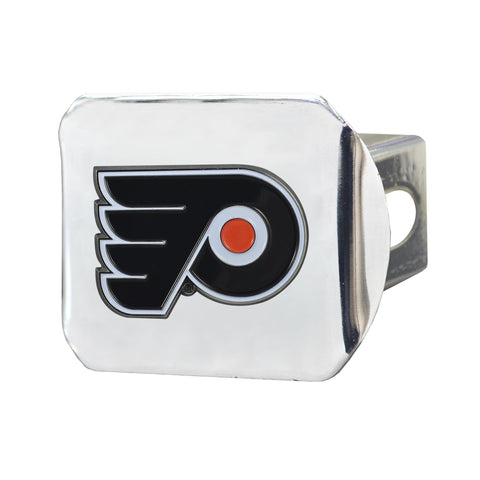 Philadelphia Flyers Color Hitch Cover 3.4