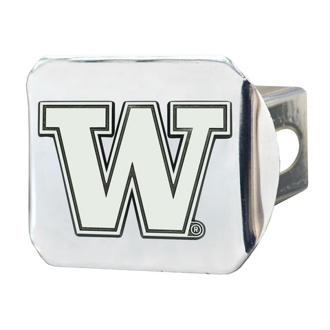 Washington Football Team Chrome Hitch Cover 3.4