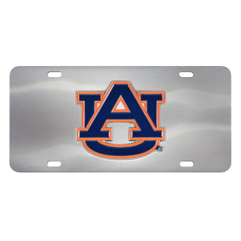 Auburn University Diecast License Plate 12