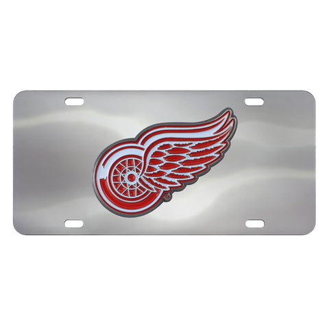 Detroit Red Wings Diecast License Plate 12