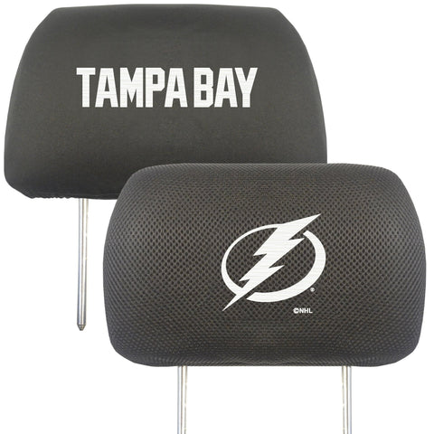 NHL - Tampa Bay Lightning Set of Set of 2 Headrest Covers