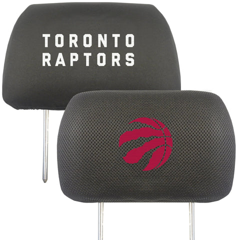 NBA - Toronto Raptors Set of Set of 2 Headrest Covers