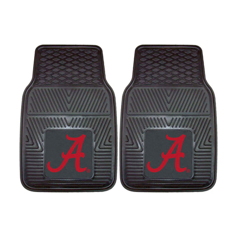 University of Alabama 2-pc Front Vinyl Car Mats
