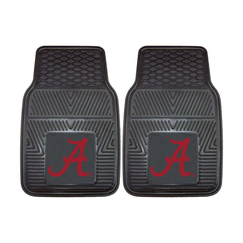 Alabama Crimson Tide Football 4pc Car Floor Mats