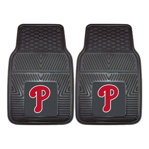 Philadelphia Phillies MLB 4pc Car Mats