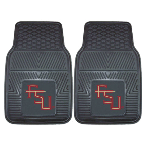 Florida State University 2-pc Front Vinyl Car Mats
