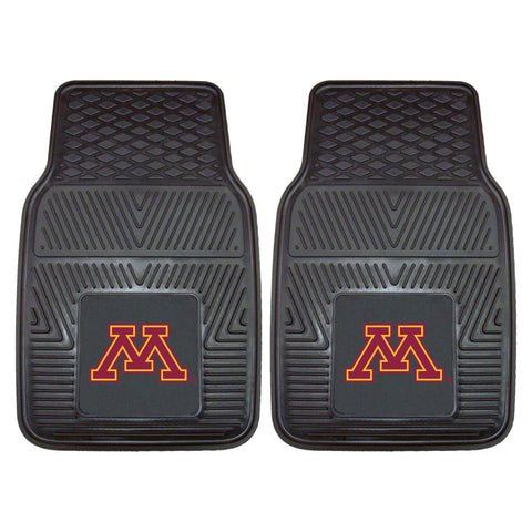 University of Minnesota 2-pc Front Vinyl Car Mats