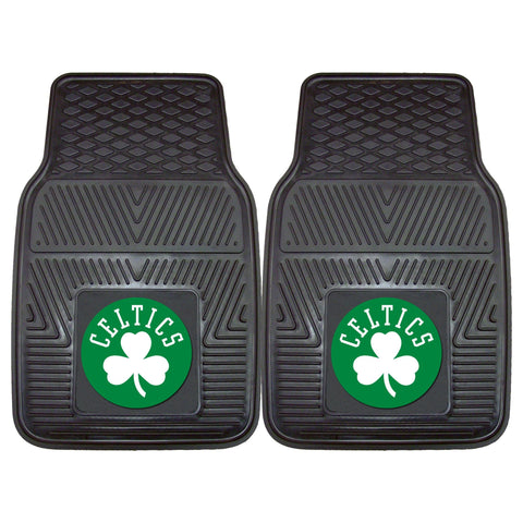 NBA - Boston Celtics 2-pc Front Front Vinyl Car Mats