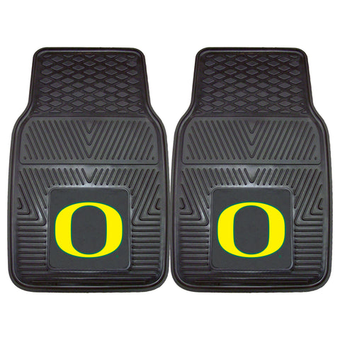 University of Oregon 2-pc Front Vinyl Car Mats