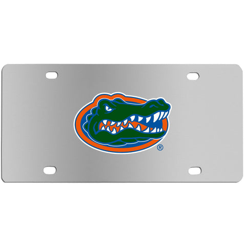 Florida Gators Steel License Plate Wall Plaque
