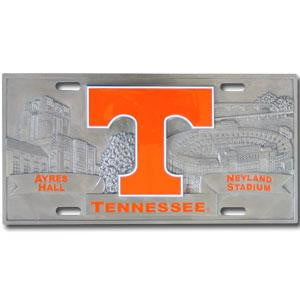 Tennessee Volunteers Collector's License Plate