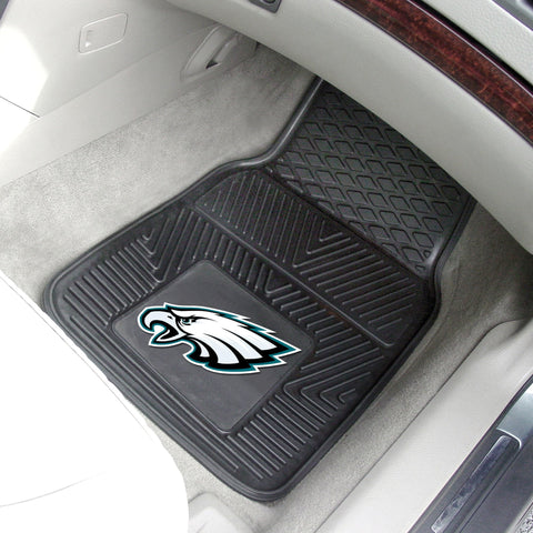 NFL - Philadelphia Eagles 2-pc Front Vinyl Car Mats
