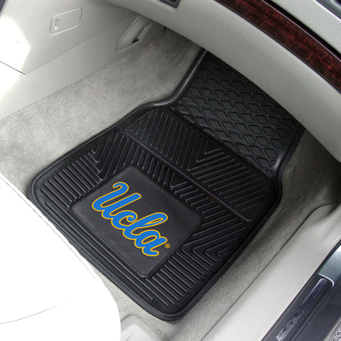 University of California - Los Angeles (UCLA) 2-pc Front Vinyl Car Mats