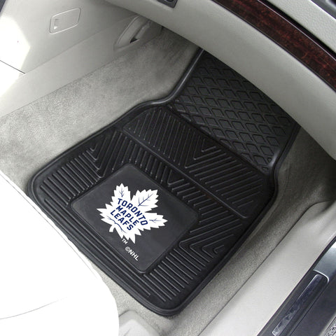 NHL - Toronto Maple Leafs 2-pc Front Front Vinyl Car Mats