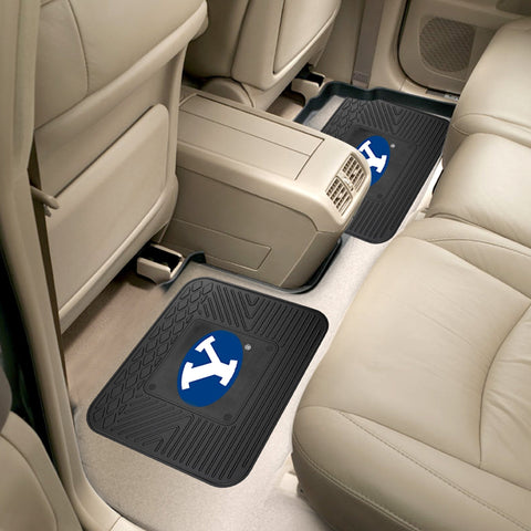 Brigham Young University 2 Utility Car Mats