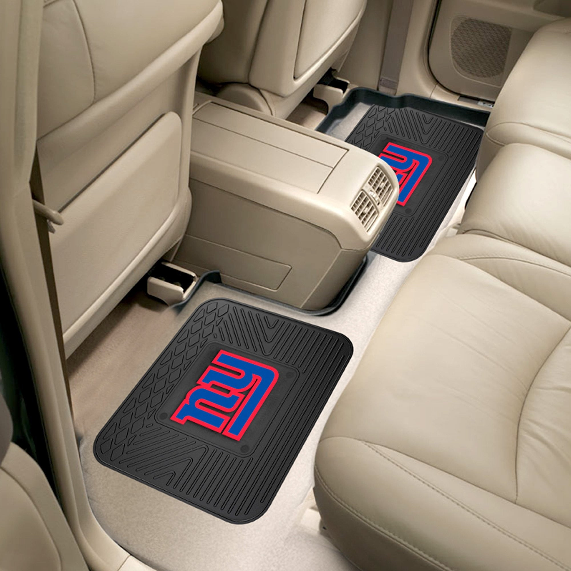NFL - New York Giants 2 Utility Car Mats