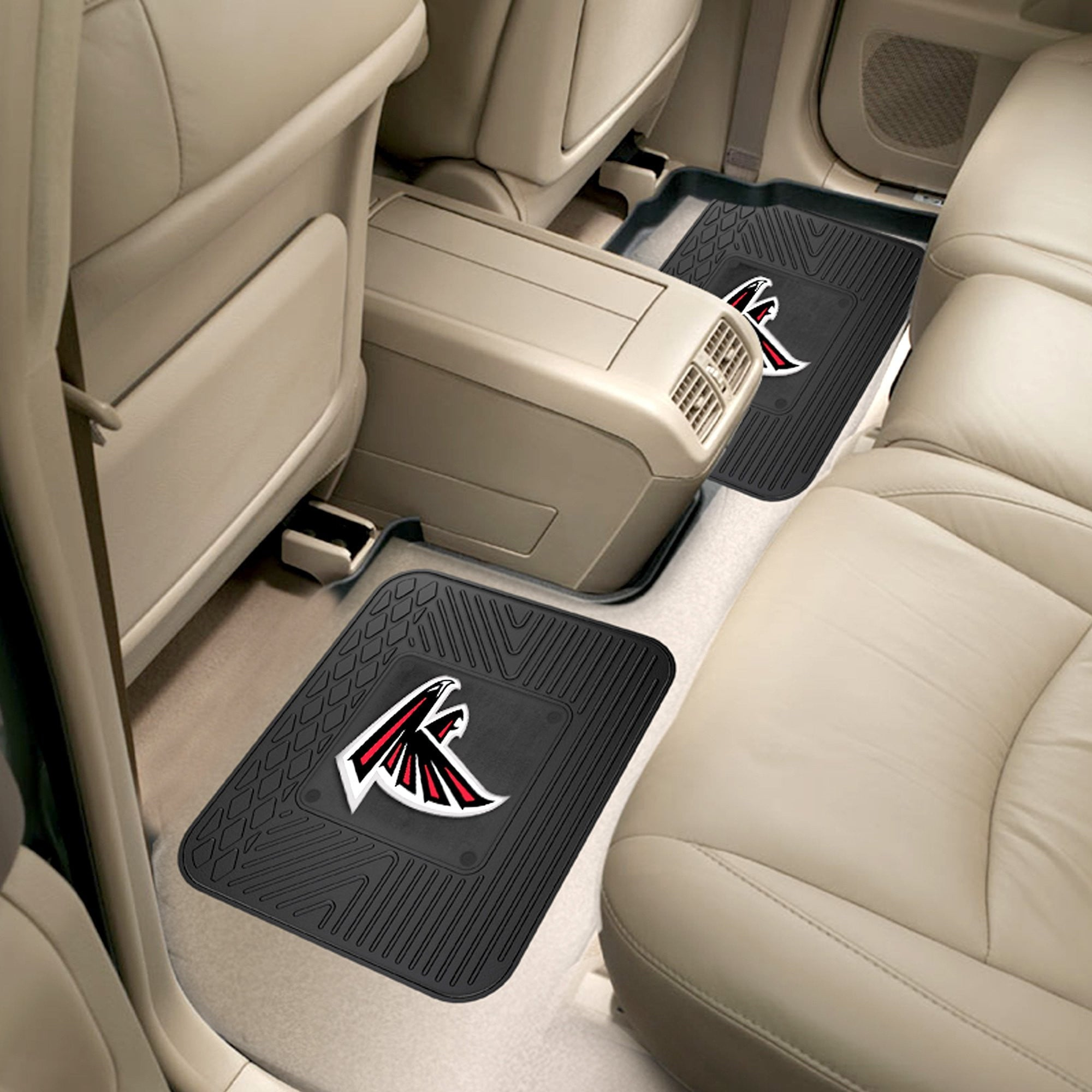 NFL - Atlanta Falcons 2 Utility Car Mats