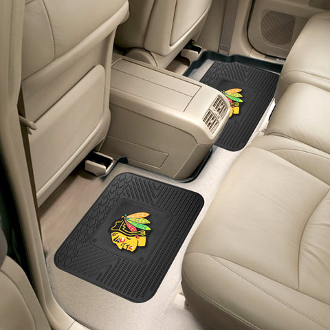 NHL - Chicago Blackhawks 2 Utility Car Mats