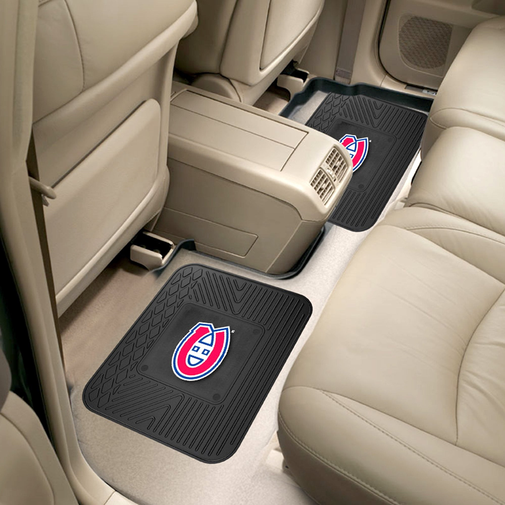 NHL - Montreal Canadiens 2 Utility Car Mats