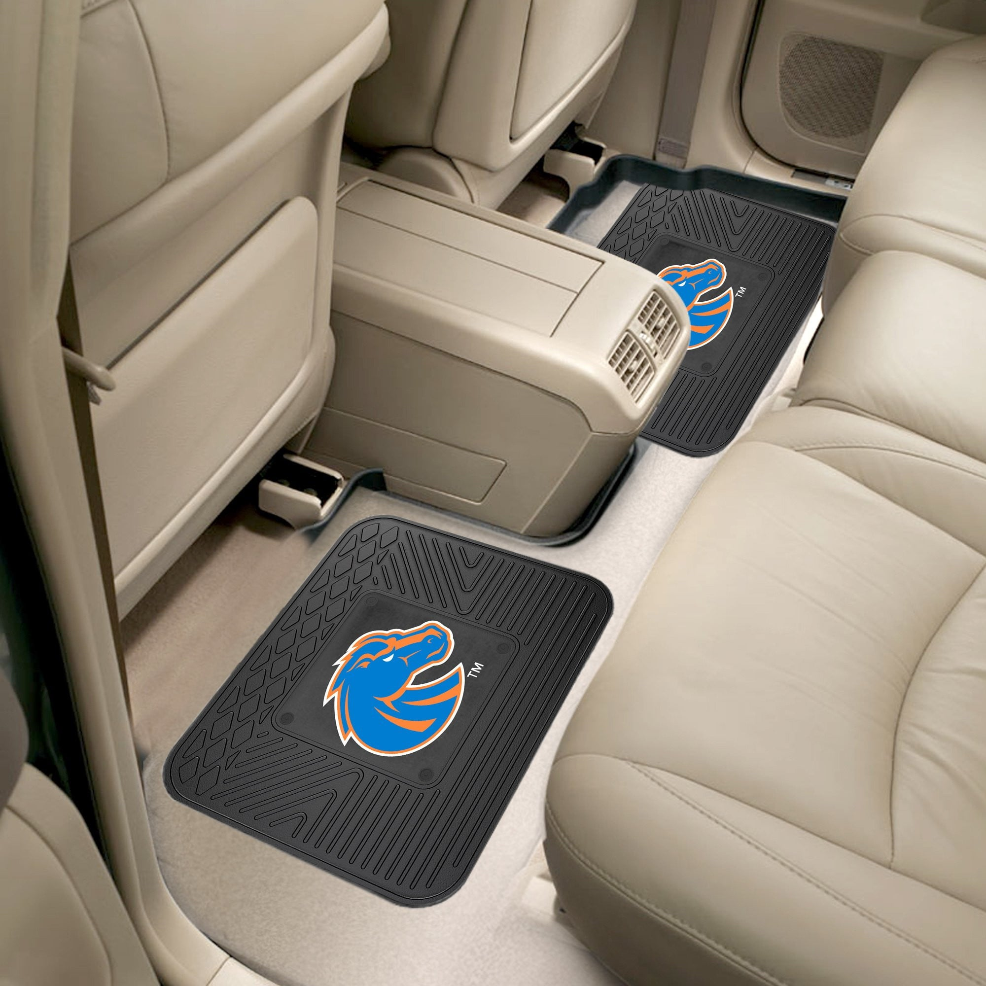 Boise State Broncos 2 Utility Car Mats