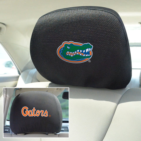 University of Florida Set of 2 Headrest Covers