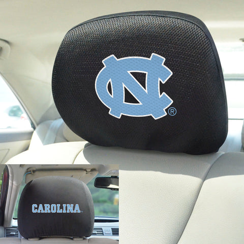 University of North Carolina - Chapel Hill Set of 2 Headrest Covers