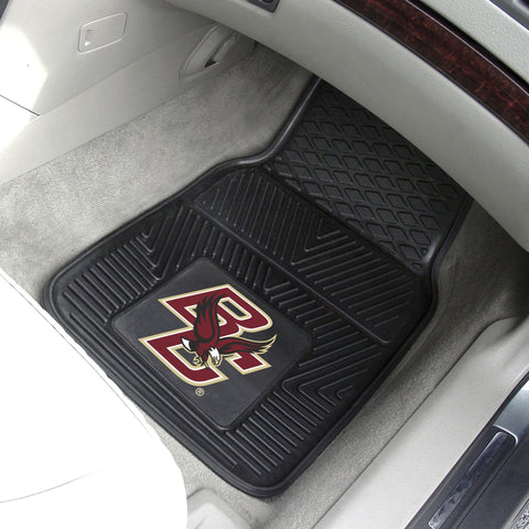 Boston College Eagles 2-pc Front Vinyl Car Mats