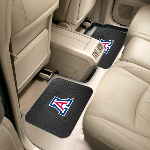 University of Arizona 2 Utility Car Mats