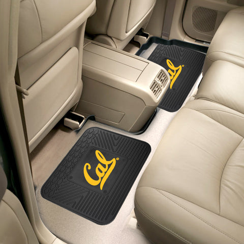University of California - Berkeley 2 Utility Car Mats
