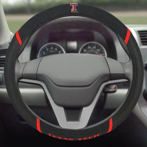 Texas Tech University Steering Wheel Cover 15