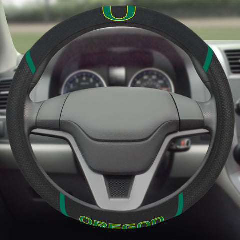 University of Oregon Steering Wheel Cover 15