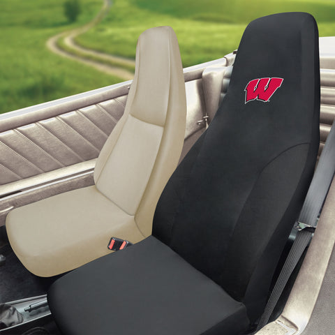 University of Wisconsin Set of 2 Car Seat Covers
