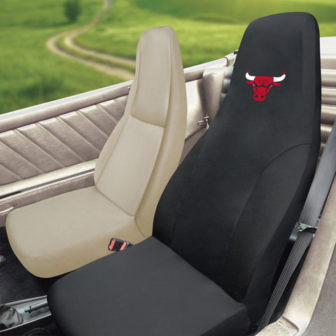 NBA - Chicago Bulls Set of 2 Car Seat Covers