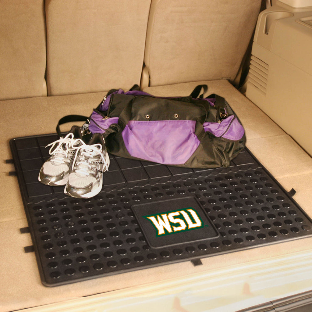 Wright State Raiders Heavy Duty Vinyl Cargo Mat 31