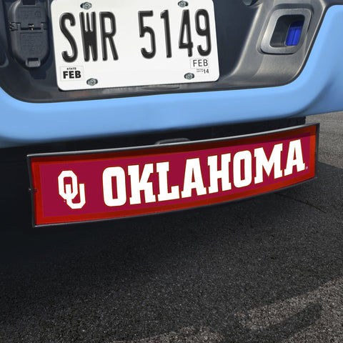 Oklahoma Sooners Light Up Hitch Cover 21