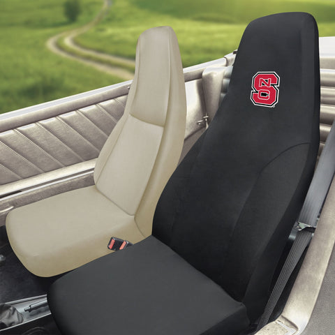 North Carolina State University Set of 2 Car Seat Covers