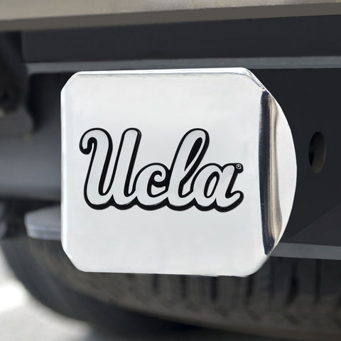 UCLA Bruins Chrome Hitch Cover 3.4