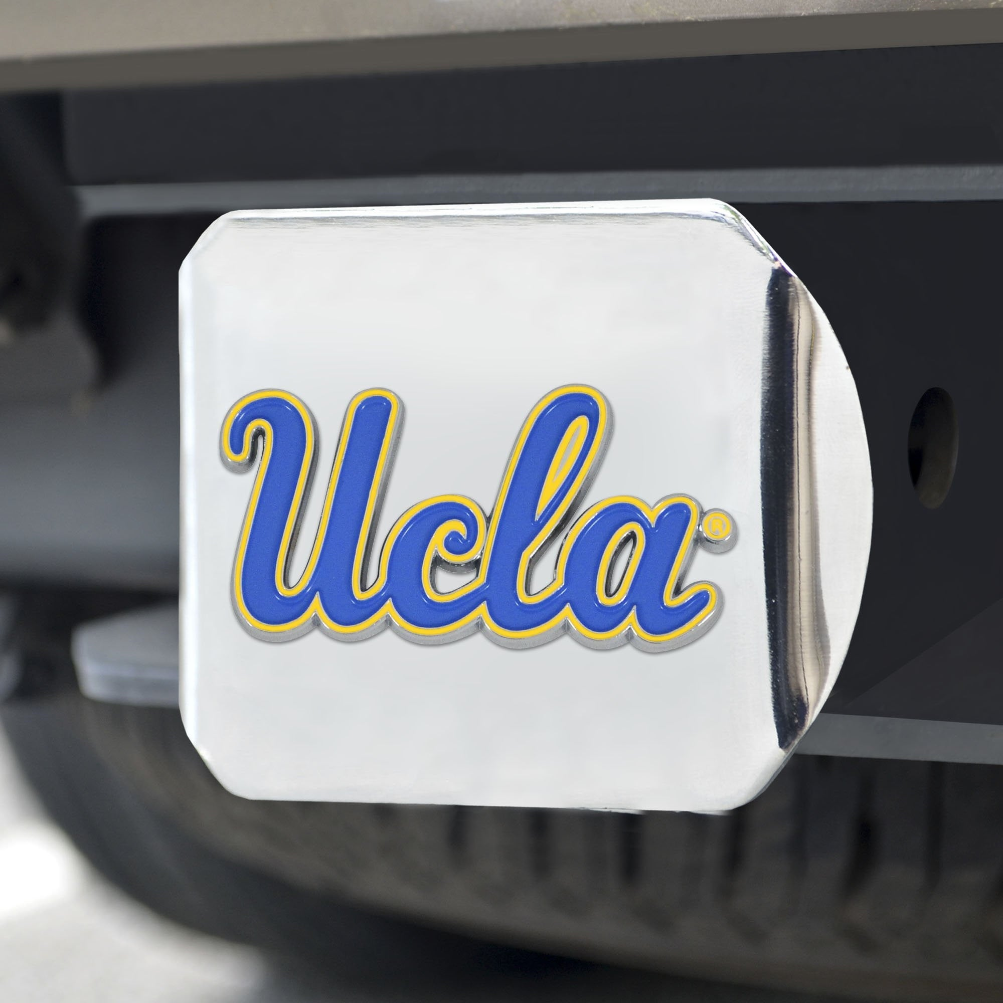 UCLA Bruins Color Hitch Cover 3.4