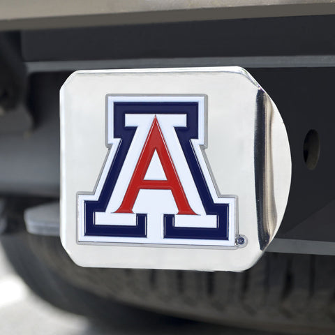 Arizona Wildcats Color Hitch Cover 3.4