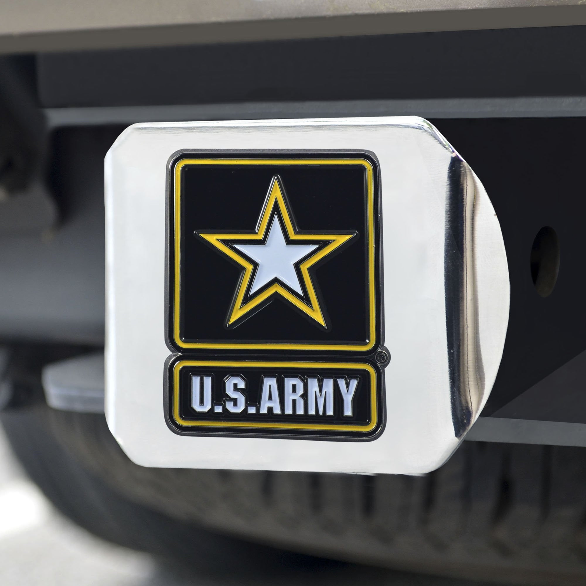 U.S. Army Color Hitch Cover 3.4