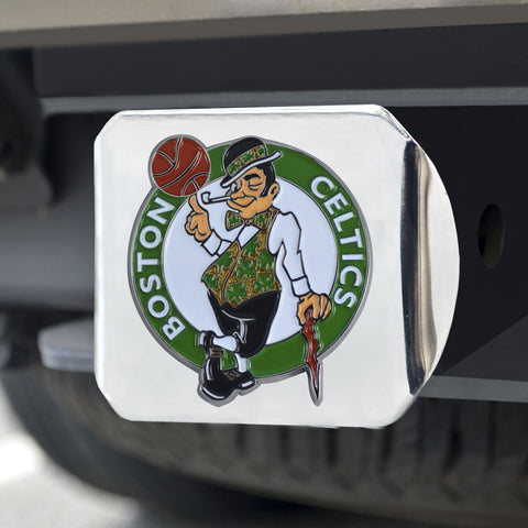 Boston Celtics Color Hitch Cover 3.4