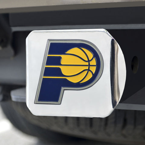 Indiana Pacers Color Hitch Cover 3.4