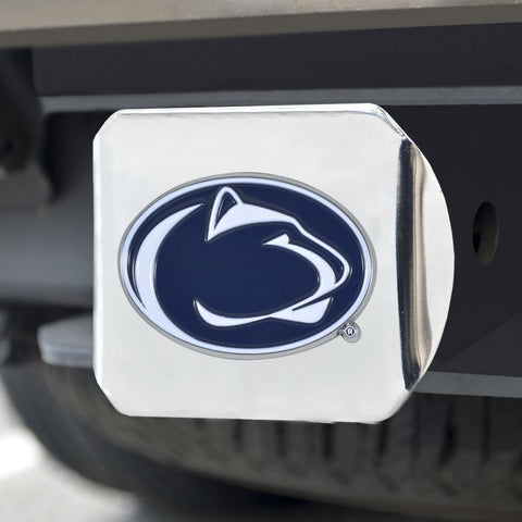 Penn State Nittany Lions Color Hitch Cover 3.4