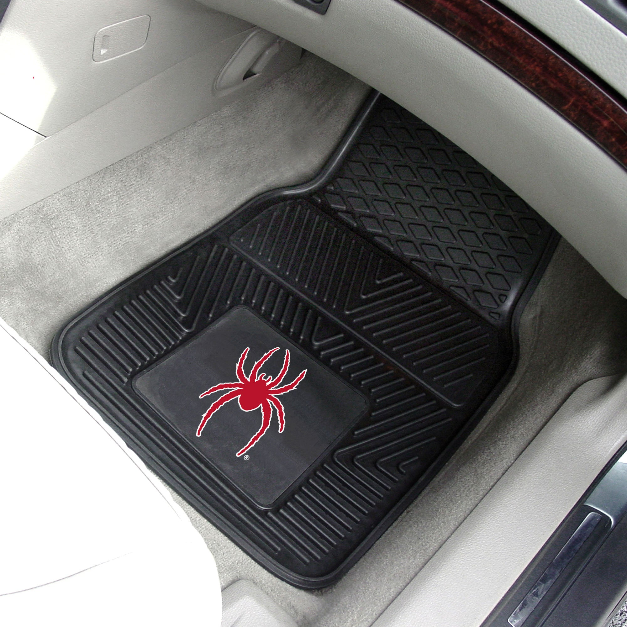 University of Richmond 2-pc Front Vinyl Car Mats