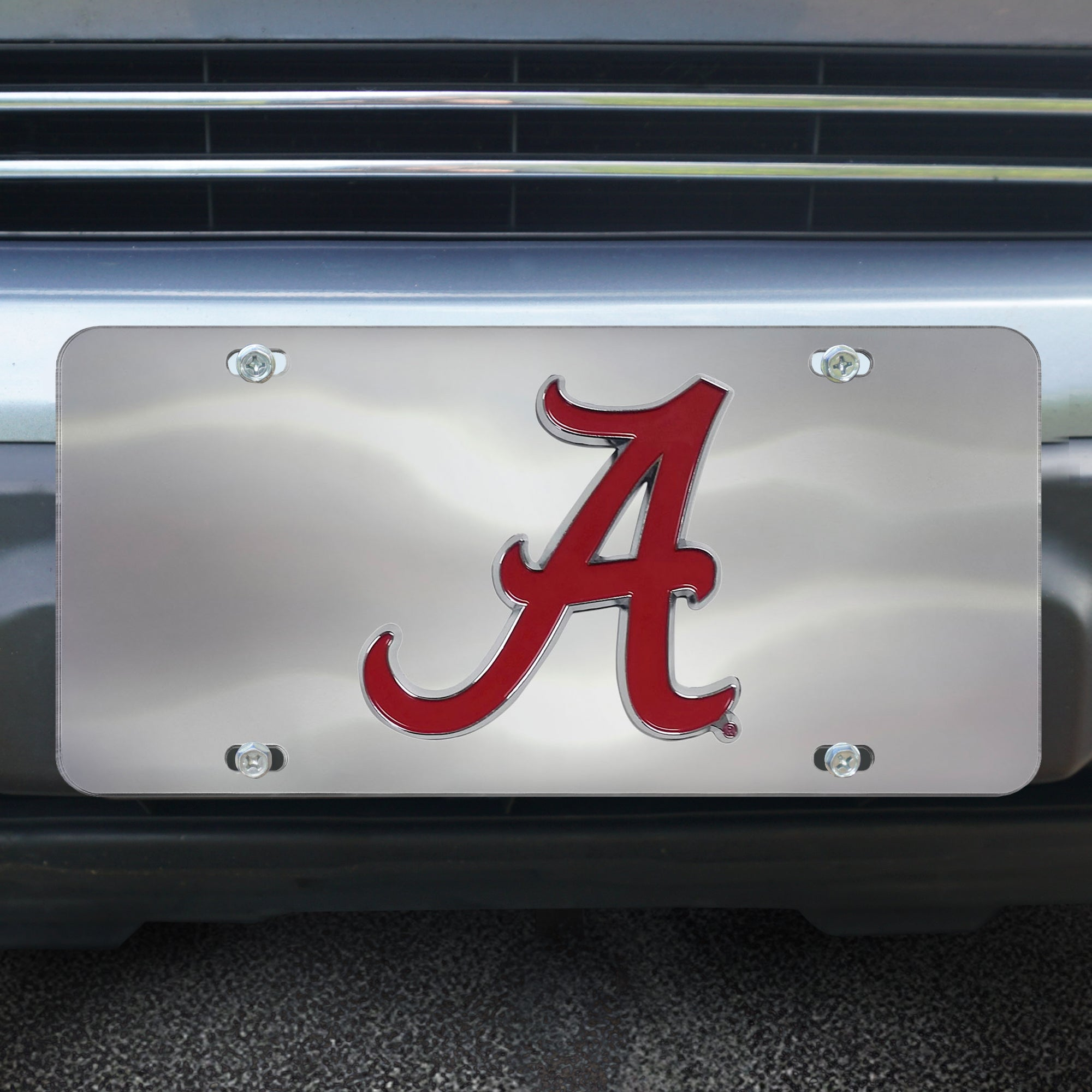University of Alabama Diecast License Plate 12